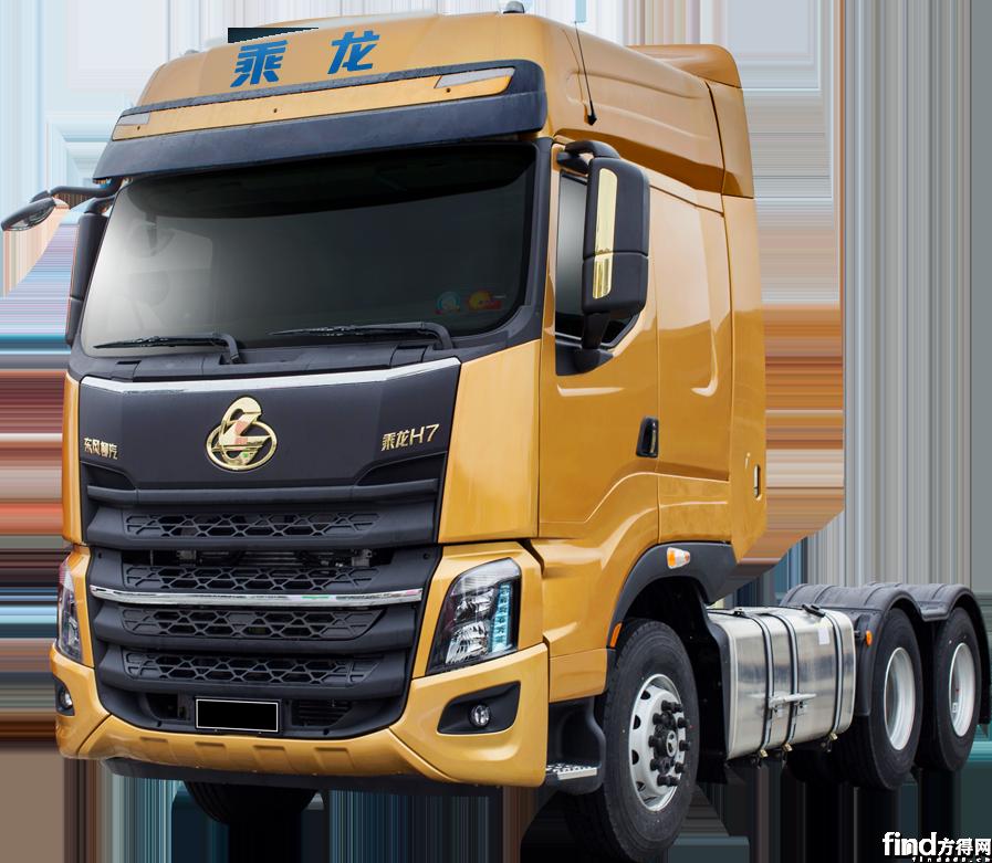 搭载康迈轮毂 7月新增乘龙H7快递车订单