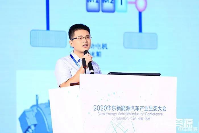 苏州绿控陈友飞:纯电动重卡动力系统技术路线及发展趋势