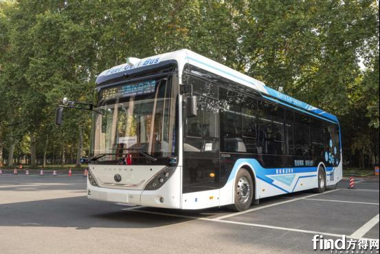 自动驾驶氢燃料客车新闻稿864