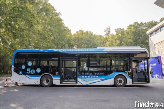 自动驾驶氢燃料客车新闻稿867