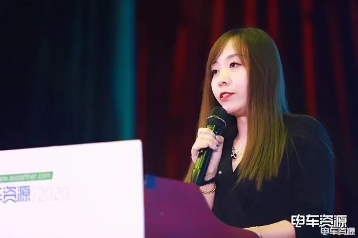 快狗打车钟海玉:服务商用车行业 为新能源物流车发展赋能