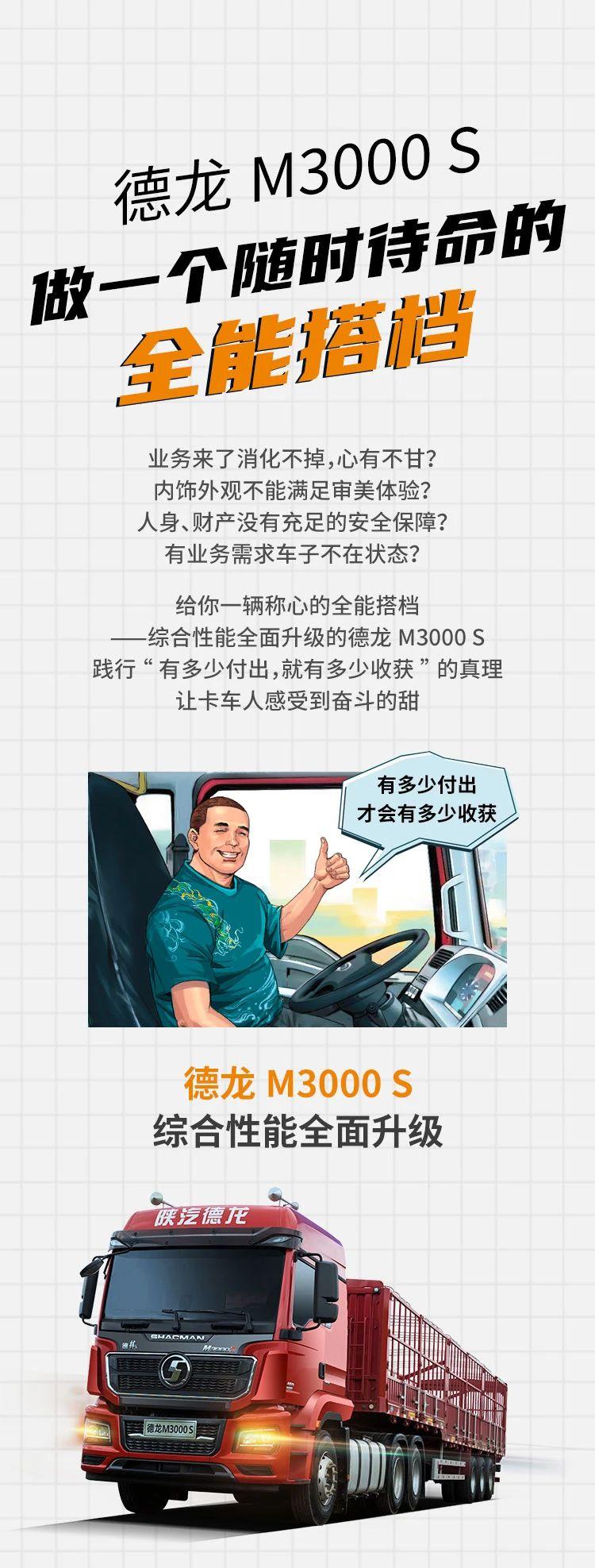 德龙M3000 S详解
