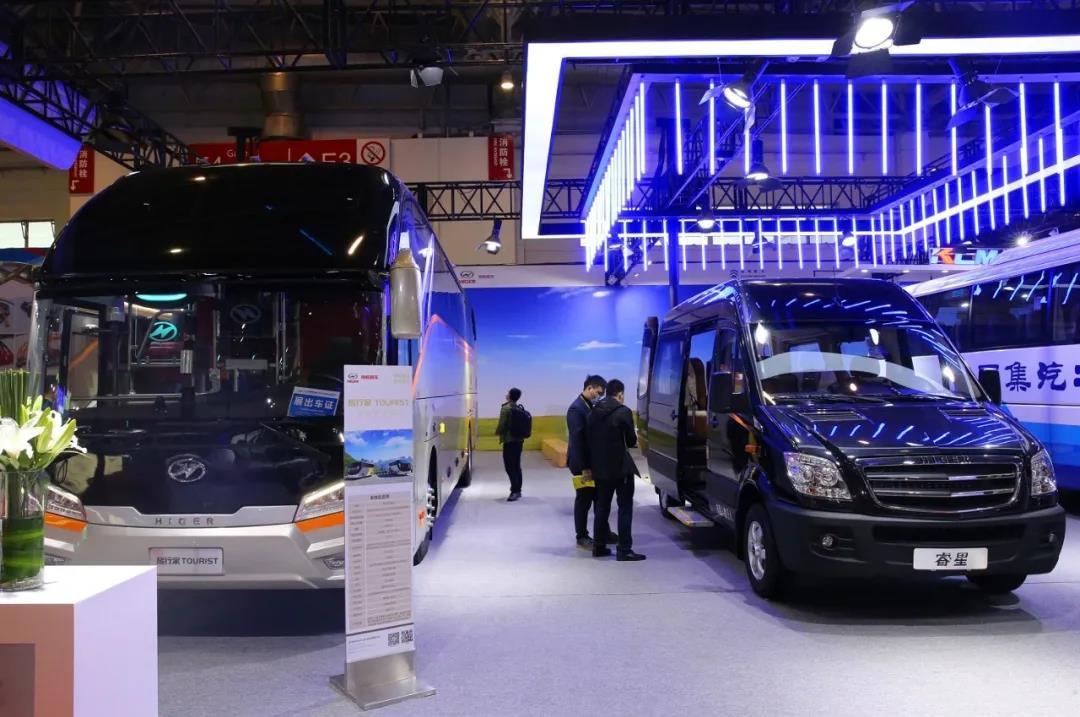 苏州金龙揽获2020北京国际道路运输车辆展两项大奖