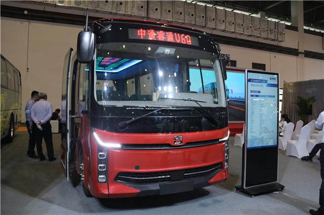 宇通/中通/北方/金旅/海格同时出现在海南?2020中国旅游出行大会展车一览