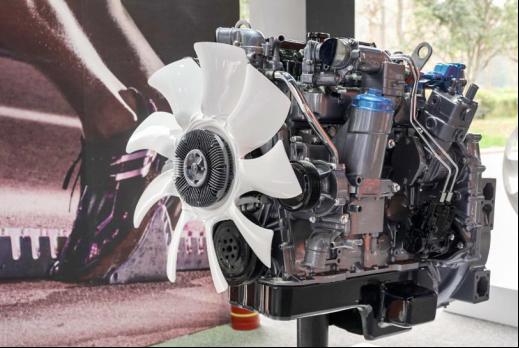 【山东重工·潍柴动力2021年商务大会】潍柴轻型系列发动机