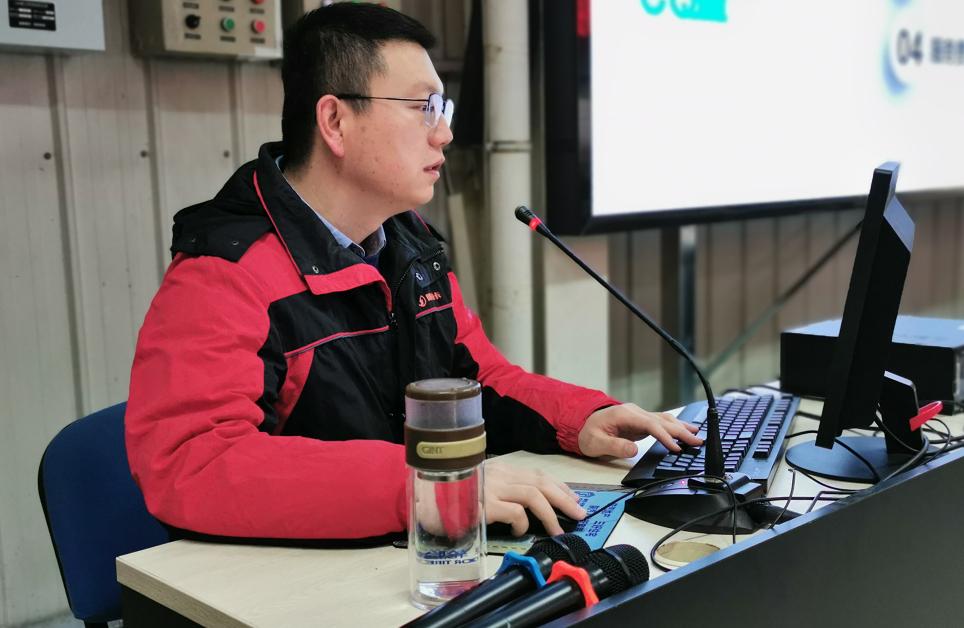 陕汽重卡2020年新建站业务培训收官