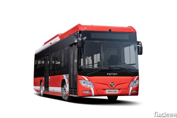 福田欧辉中标张家口公交40辆氢燃料客车采购