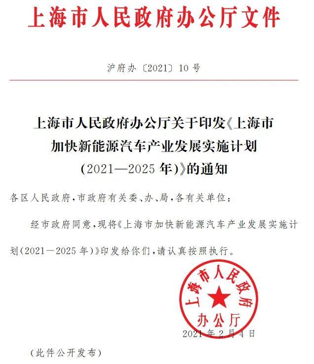 上海发力氢燃料电池车,5年后应用总量突破10000辆!