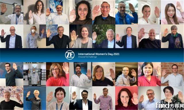 多元化+包容性 打造全球团队采埃孚在行动!