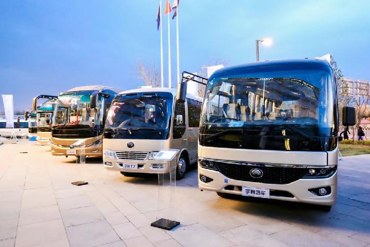 宇通国六新品发布,助攻陕晋客旅转型升级