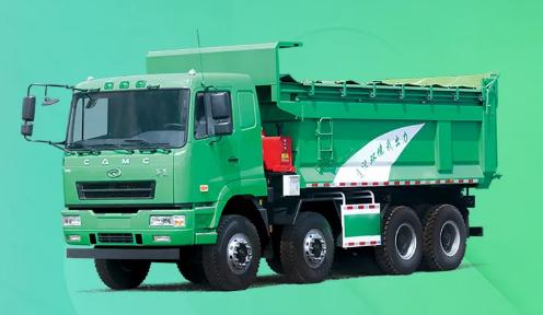 高效创富 这款华菱8×4渣土车你值得拥有!