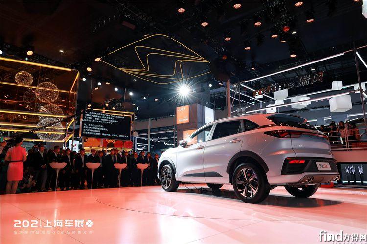 首发L2+级自动驾驶 思皓新能源拥抱智能未来