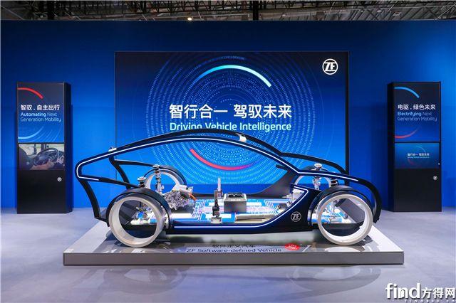 采埃孚亮相2021上海车展 以全球首发产品赋能商用车行业更智能、更安全