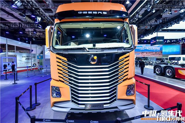 零碳排放才是新能源车的未来 详解格罗夫两款氢能商用车