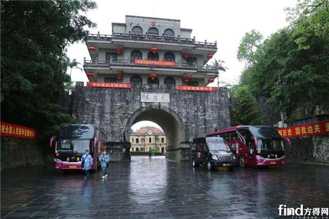 红色之旅圆满收官 苏州金龙海格客车带你沿着高速看中国