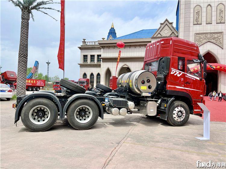 最新在山西上市的东风畅行D7V匹配玉柴YCK13N国六燃气机V2版