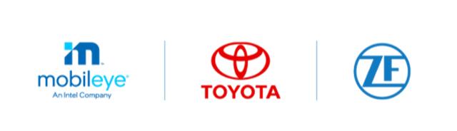 采埃孚与Mobileye合作,为丰田开发高级驾驶辅助系统和安全技术