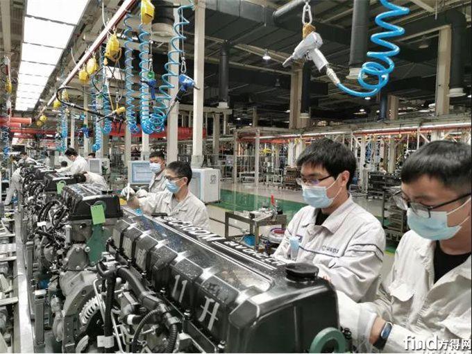 解放动力用实力挺进中国汽车零部件企业百强榜第15位