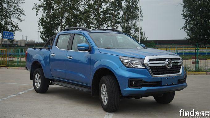 郑州日产将推出锐骐6平底货箱车型