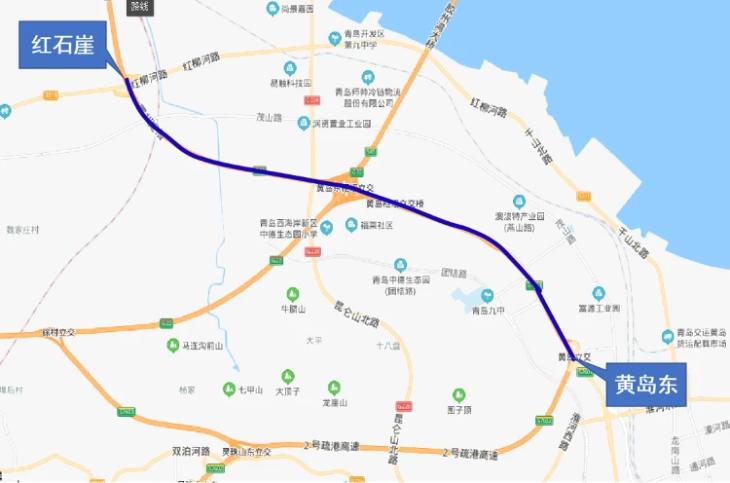 7月30日起,五型、六型货车走这段高速免通行费了!
