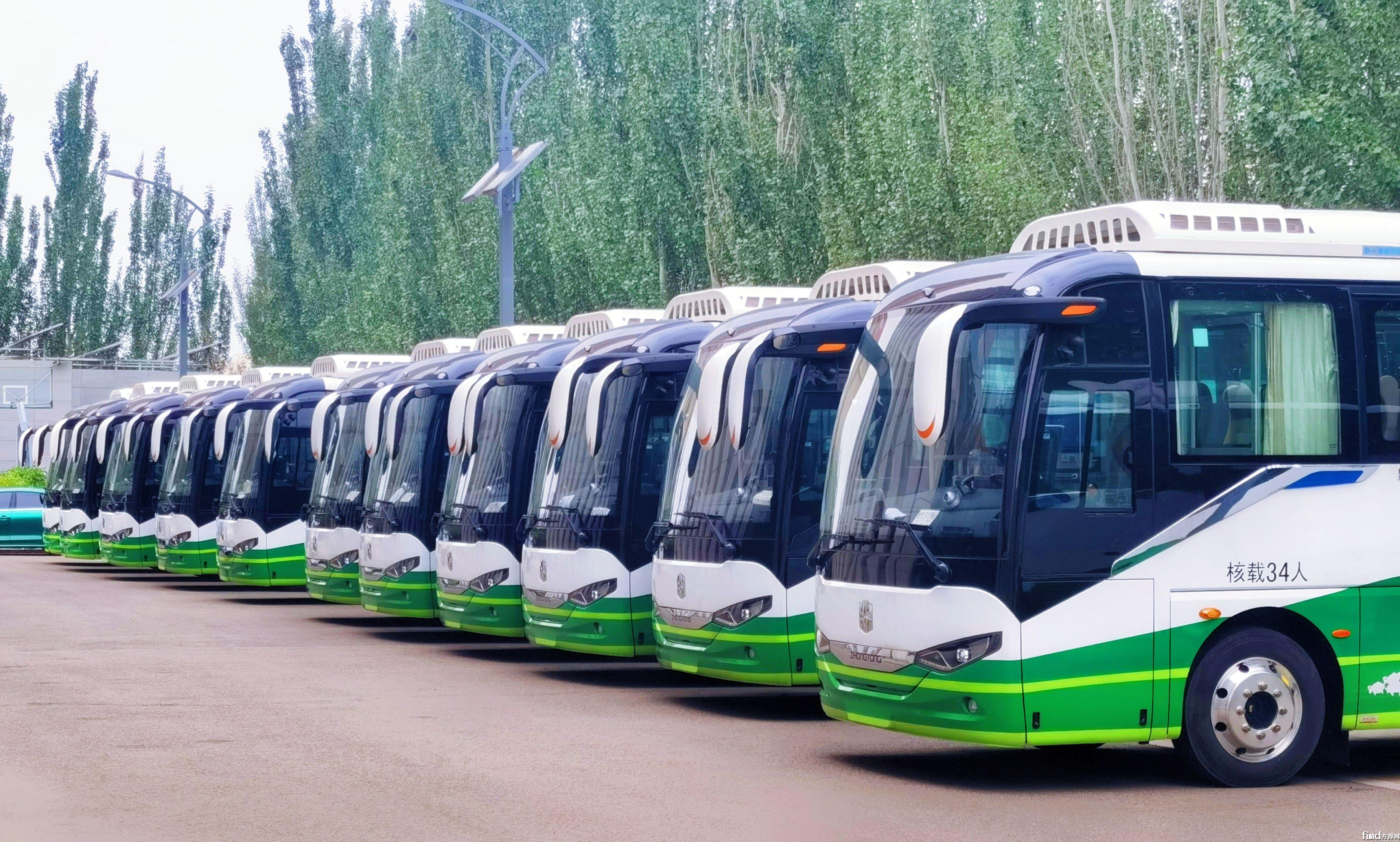 5-交付用户的世腾纯电动客车