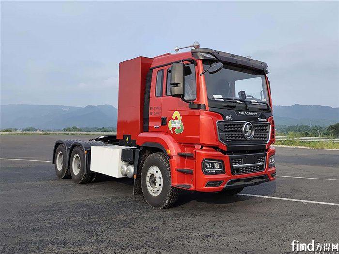 陕汽M3000S--1