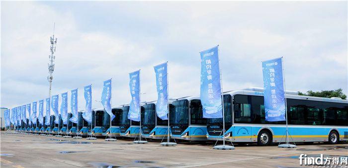 02-服务张家口赛区的中通燃料电池城市客车