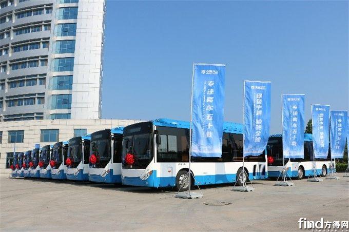 中通客车携手艾里逊变速箱助力亚美尼亚公共交通
