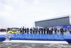 解放J7超级卡车准备就绪!2021全国智能驾驶测试赛总决赛将开赛!