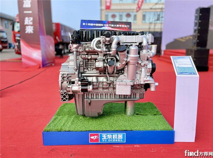 山西用户:玉柴燃气机跑10万公里省2万元