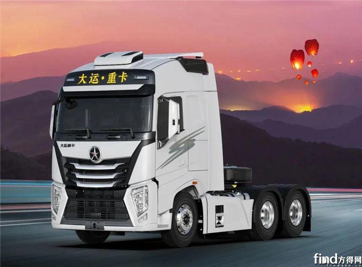 大运AMT重卡让卡友们开卡车比轿车还舒服?